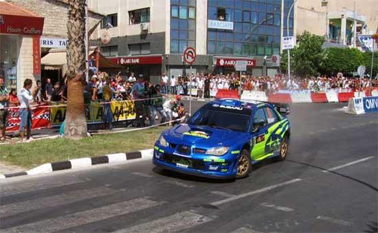 WRC Cyprus Rally