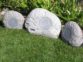 Outdoor Stereo Speakers