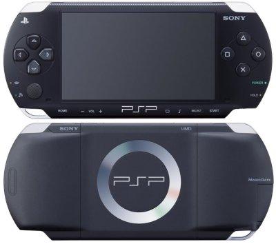 Somy PSP